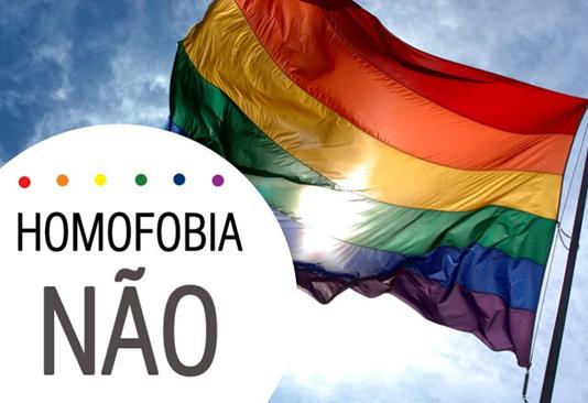 homofobia é crime